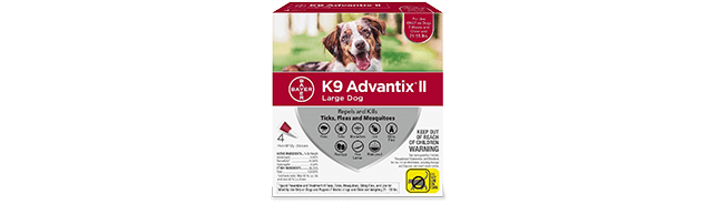 K9 Advantix® II