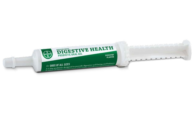 Endurosyn Digestive Health Oral Gel for Dogs packaging