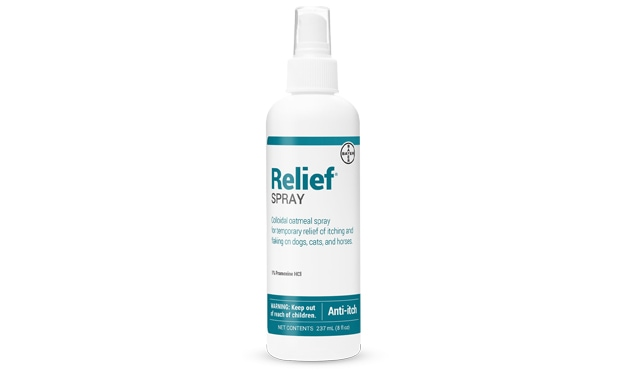 Relief® Spray bottle