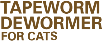 Tapeworm Dewormer Cats