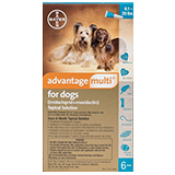 Advantage Multi for Small Dogs