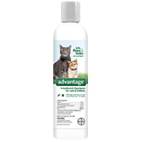 Advantage Treatment Shampoo for Cats bottle