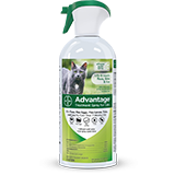 Advantage Treatment Spray for Cats spray bottle