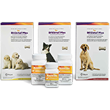 Drontal Plus for Dogs packaging