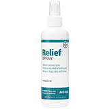 Relief Spray bottle
