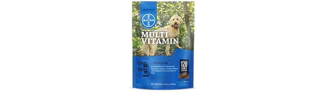 DVM Daily Soft Chews® Multivitamin